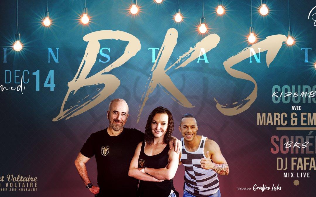 L'Instant BKS – 14 Décembre 2019