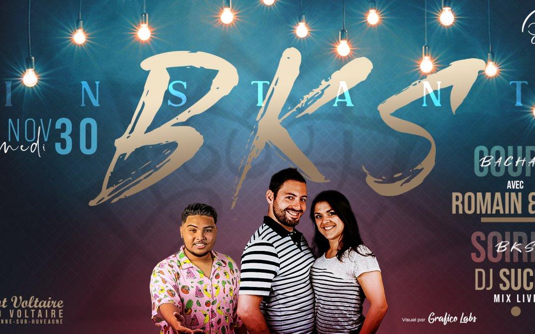L'Instant BKS – 30 Novembre 2019